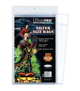 Ultra Pro Silver Size Comic Bags