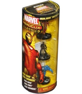 Marvel Heroclix Classics (Iron Man & Iron Monger Battle Pack)