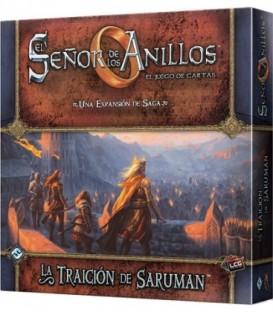 El Señor de los Anillos LCG: La Traición de Saruman
