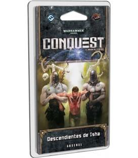 Warhammer 40.000: Conquest - Descendientes de Isha / Ciclo Señor de la Guerra 6