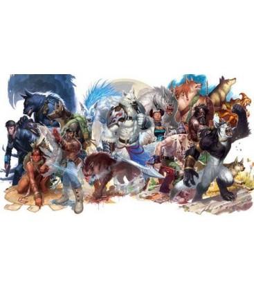 Hombre Lobo: El Apocalipsis 20º Aniversario (Mecenazgo Nivel Adren)