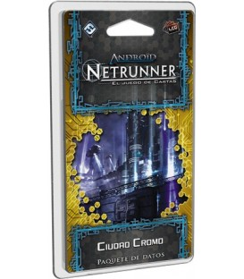 Android Netrunner: Ciudad Cromo / Ciclo SanSan 3