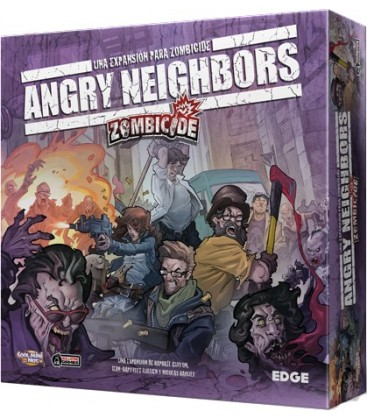 Zombicide: Angry Neighbors