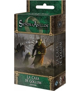 El Señor de los Anillos LCG: La Caza de Gollum / Sombras del Bosque Negro 1