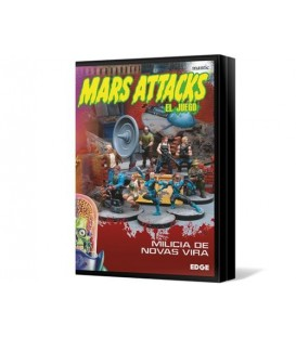 Mars Attacks: Milicia de Novas Vira