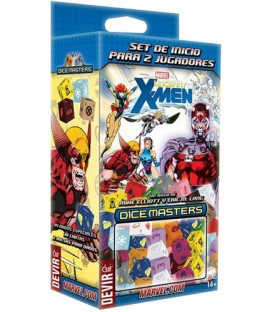 Dice Masters: X-Men Uncanny - Set de Inicio (Castellano)
