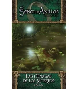 El Señor de los Anillos LCG: Las Ciénagas de los Muertos / Sombras del Bosque Negro 5