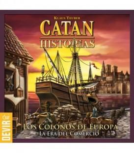 Catan Historias: Los Colonos de Europa