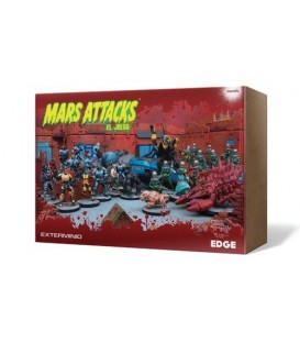 Mars Attacks: Exterminio