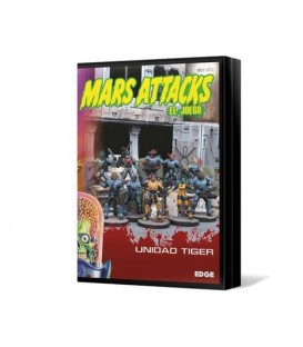 Mars Attacks: Unidad Tiger