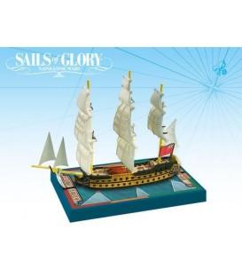 Sails of Glory: Zealous 1785 / Superb 1760