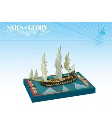 Sails of Glory: Orpheus 1780 / Amphion 1780