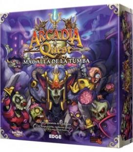 Arcadia Quest: Más Allá de la Tumba