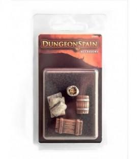Dungeon Spain - Pack Accesorios 4: Objetos de Almacén