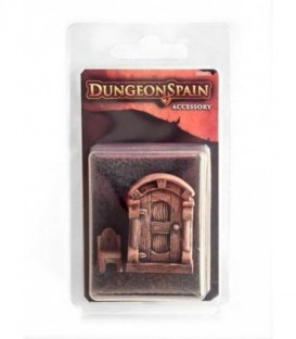 Dungeon Spain - Pack Accesorios 1: Armario y Silla