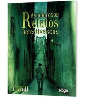 El Rastro de Cthulhu: Asombrosos Relatos Detectivescos