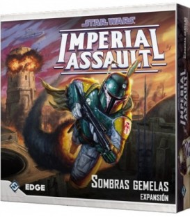 Star Wars Imperial Assault: Sombras Gemelas