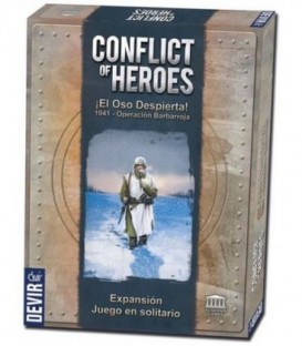 Conflict of Heroes: 1941 Operación Barbarroja