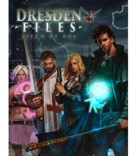 The Dresden Files (castellano)