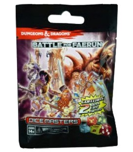Dice Masters: Dungeons & Dragons Battle For Faerûn - Sobre (Inglés)