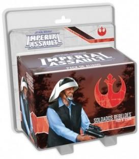 Imperial Assault: Soldados Rebeldes
