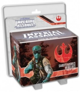 Imperial Assault: Saboteadores Rebeldes