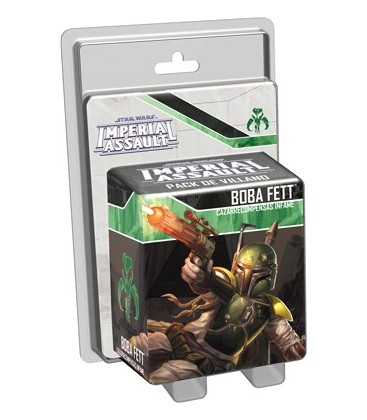Imperial Assault: Boba Fett (Cazarecompensas Infame)