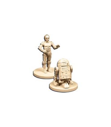 Imperial Assault: R2D2 & C3PO
