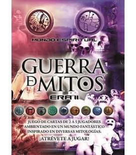 Guerra de Mitos 8: Mundo Espiritual + 3 Promos