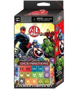 Dice Masters: Age of Ultron - Set de Inicio (Inglés)