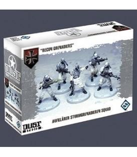 Dust Tactics: Recon Grenadiers