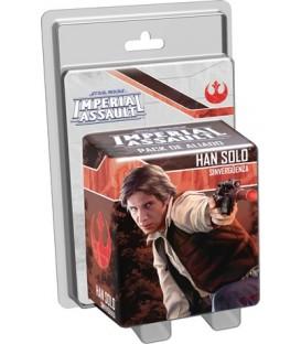 Imperial Assault: Han Solo (Sinvergüenza)
