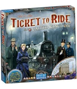 ¡Aventureros al Tren! Reino Unido y Pennsylvania