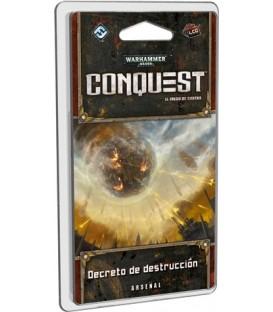Warhammer 40.000: Conquest - Decreto de Destrucción / Asalto Planetario 1