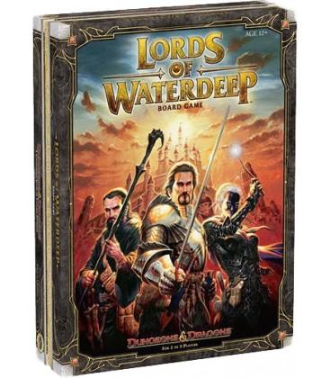 Lords of Waterdeep (Inglés)