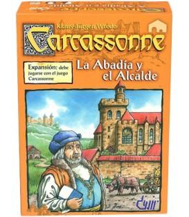 Carcassonne: La Abadía y el Alcalde