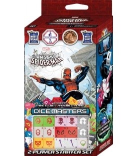Dice Masters: The Amazing Masters Spider-Man - Set de Inicio (Inglés)