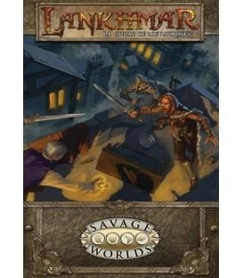 Savage Worlds: Lankhmar - La Ciudad de los Ladrones