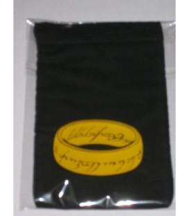 Bolsa 12x18 El Anillo Único Amarillo