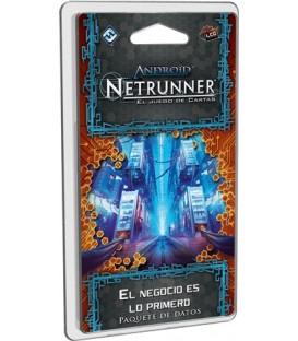 Android Netrunner: El Negocio es lo Primero / Ciclo Mumbad 2