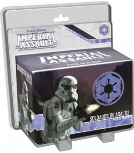 Imperial Assault: Soldados de Asalto
