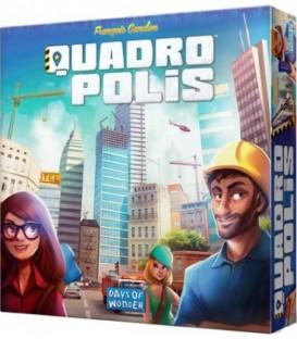 Quadropolis (+ Promo Monumentos del Mundo)