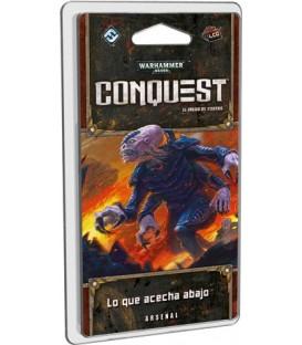 Warhammer 40.000: Conquest - Lo que Acecha Abajo / Asalto Planetario 4