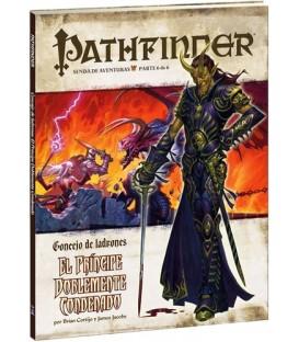 Pathfinder: Concejo de Ladrones 6 (El Príncipe Doblemente Condenado)