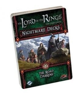 Nightmare Deck: The Road Darkens (Inglés)