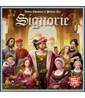 Signorie (Inglés / Francés)