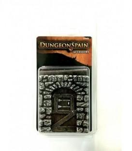 Dungeon Spain - Pack Accesorios 5: Marco y Puerta