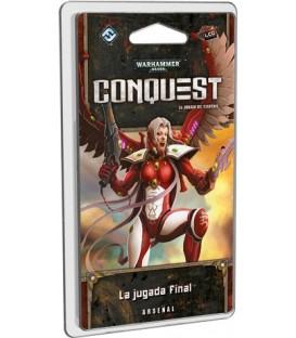 Warhammer 40.000: Conquest - La Jugada Final / Asalto Planetario 6