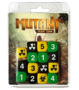 Mutant Year Zero (Pack de Dados)