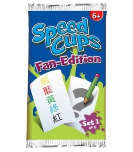 Speed Cups: Sobre Fan-Edition (1 de 6)